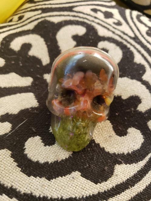 Orgone Skulls