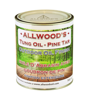 Outdoor Oil Finish 1 quart - 946 ml