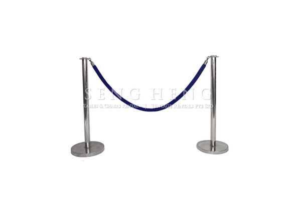 Q-POLE (BLUE, ROPE)