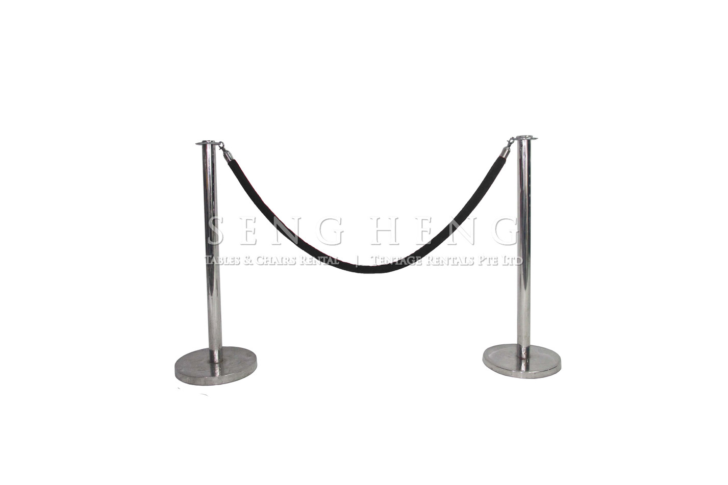 Q-POLE (BLACK, ROPE)