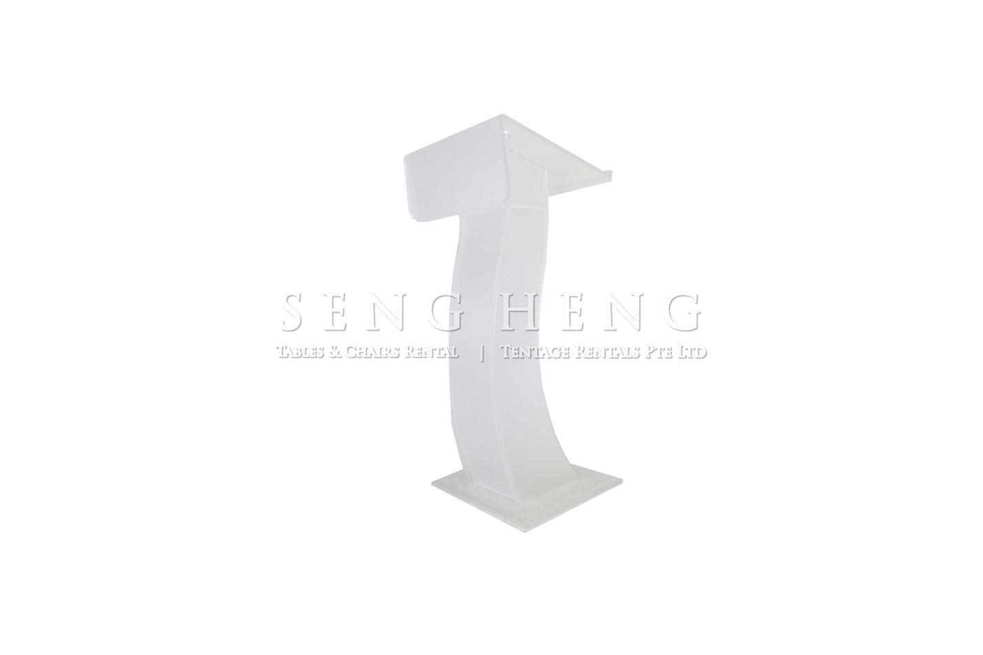 Type B: Transparent Acrylic