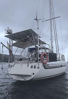Sailboat Jeanneau Space 1300