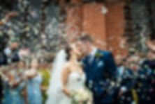 Southport church wedding