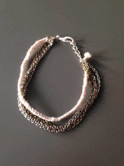 Simply Layered Bracelet