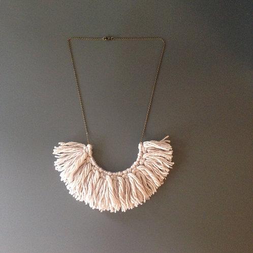 Knit Neck Necklace