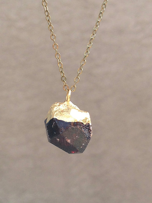 Garnet Necklace - Root Chakra