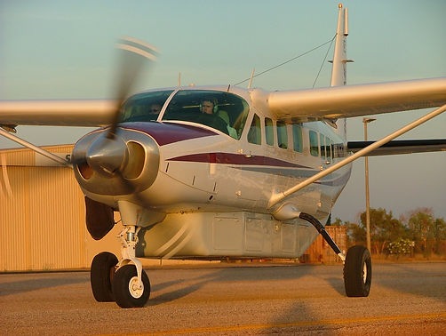 Twin engine Cessna 310