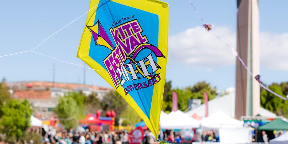 Dixie Power Kite Festival