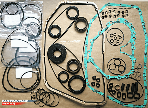 6HP26 6HP28 SEALS AND GASKET OVERHAUL AUDI VW