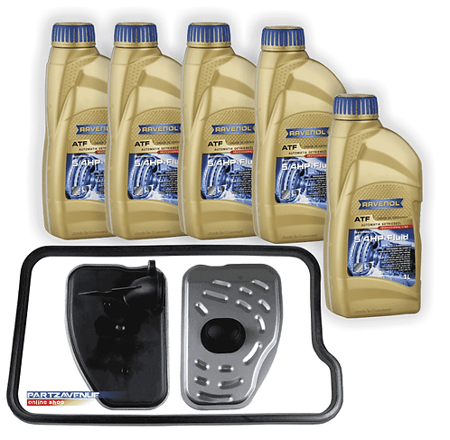 ZF4HP20 ATF FLUID FILTER GASKET PACK ( PSA only )