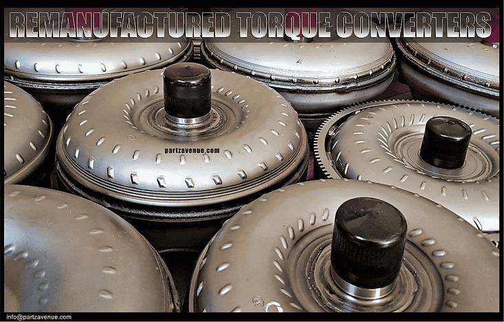 Remanufactured torque converters online store
