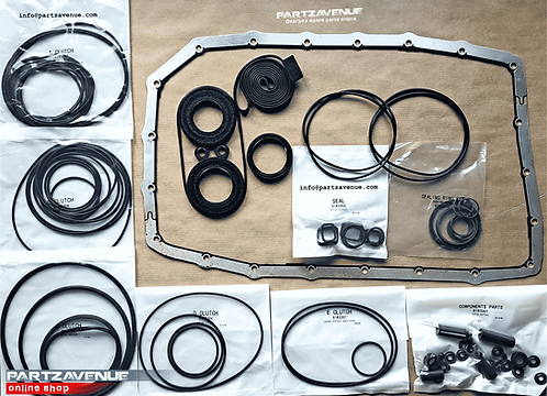 6HP26 OVERHAUL Seals and Gasket Set BMW | JAGUAR | LAND ROVER