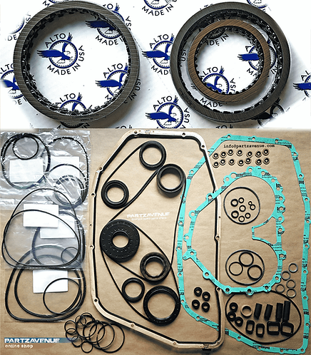 6HP26 6HP28 FRICTION AND SEALS SET OVERHAUL AUDI / VW
