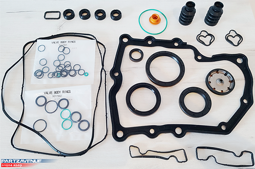 0AM DQ200 DSG OVERHAUL SEALS AND GASKET KIT
