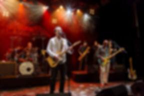 Aurélien Morro & The Checkers - Live