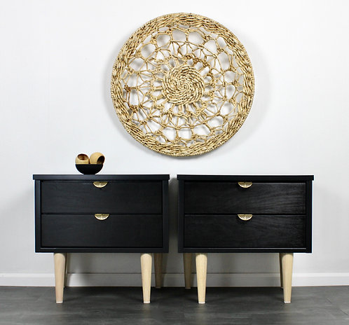 Mid Century Nightstands
