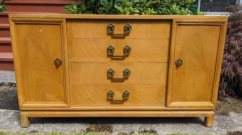Available For Customization -Mid Century Credenza