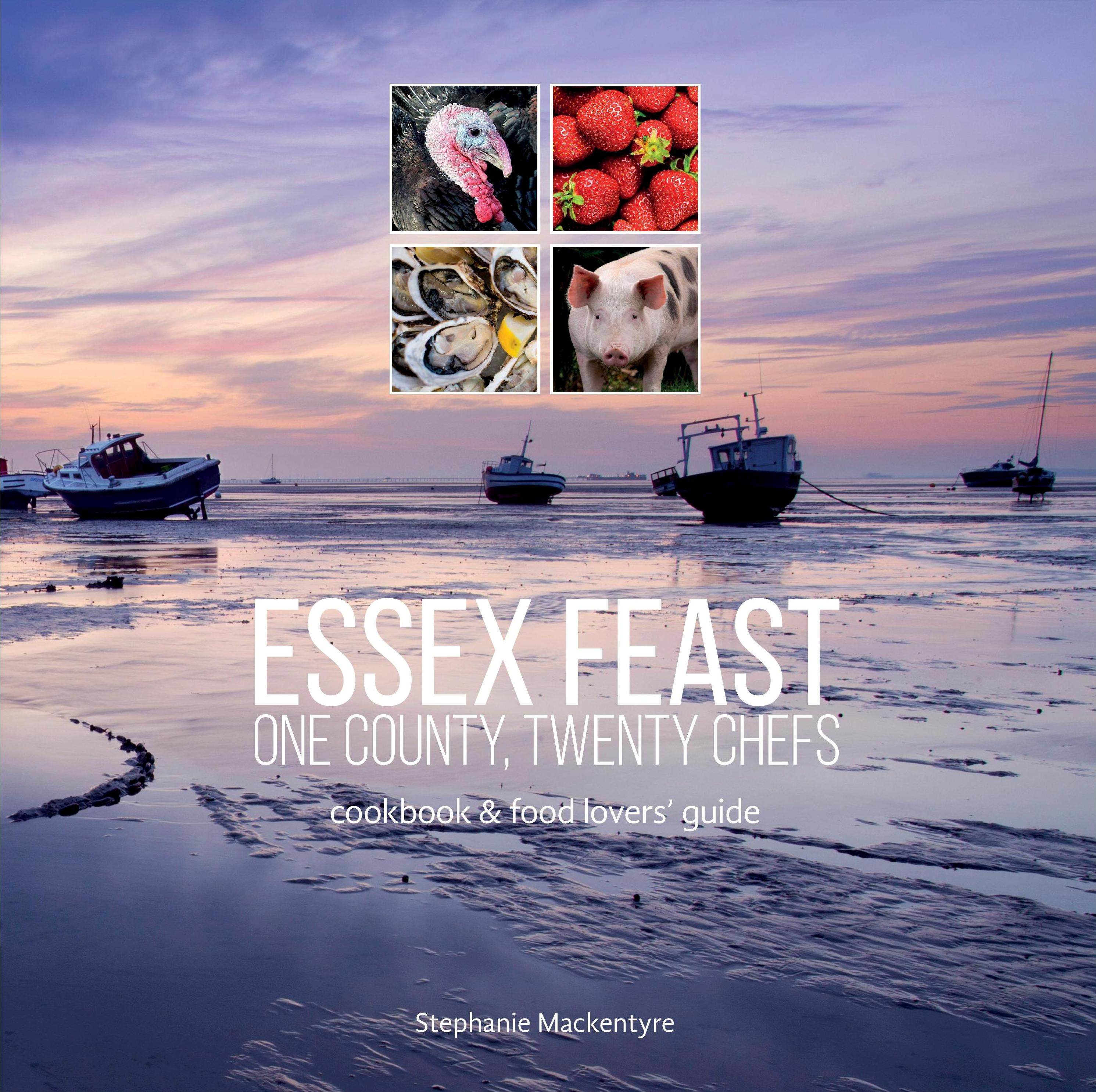 Essex Feast Cook Book Cover
