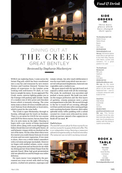 Essex Life Magazine Review