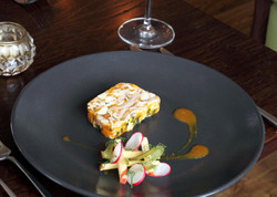 Pulled Chicken Terrine