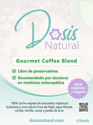 Gourmet Coffee Blend (750 ml)