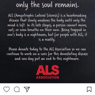 ALS Instagram Ad