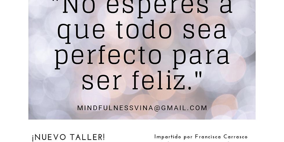 Taller de Mindfulness Agosto 2019