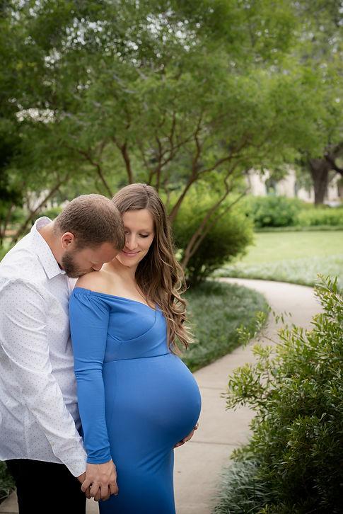 Fort Worth TX Maternity Photoshoot