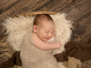 First Newborn Session of 2019!!