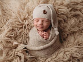 OBGYN's Newborn Photo Session