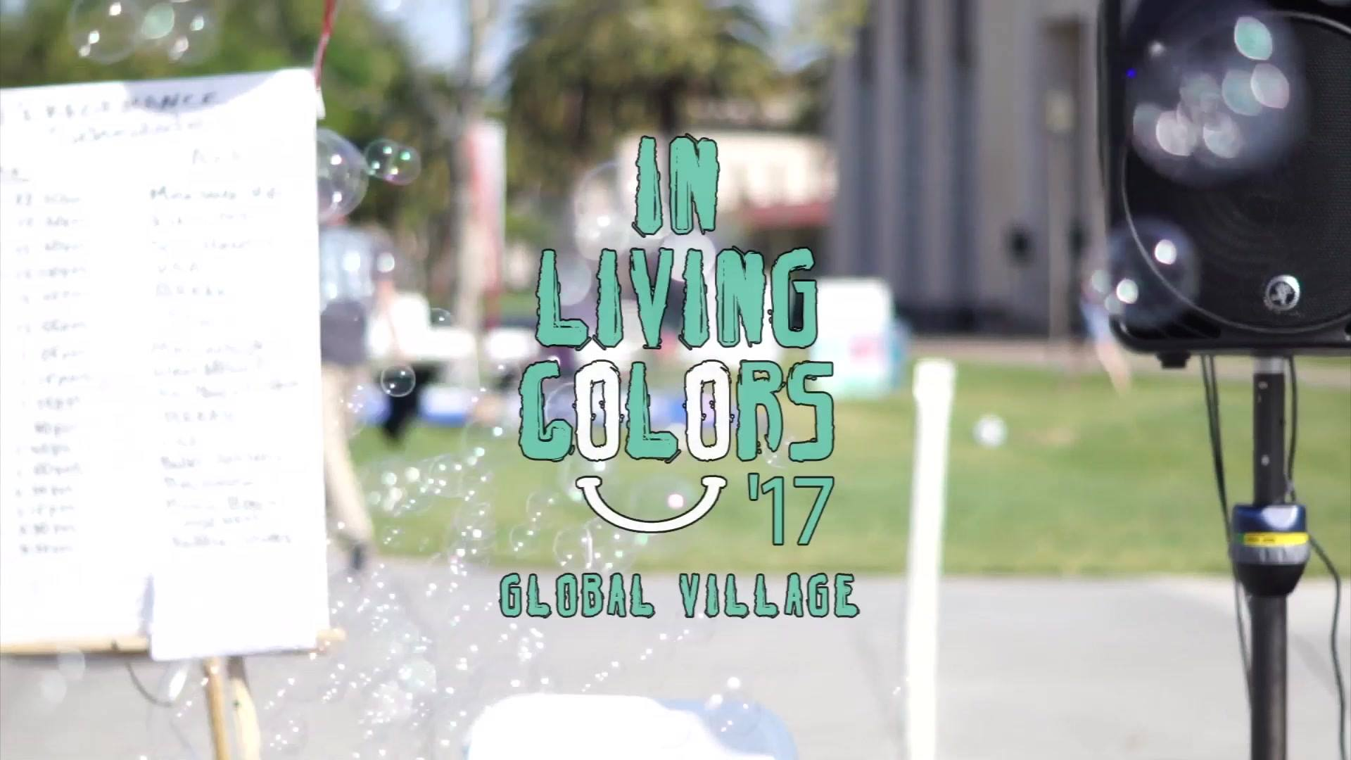 2017 Global Village: In Living Colors