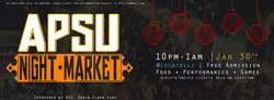 Night Market Facebook Cover