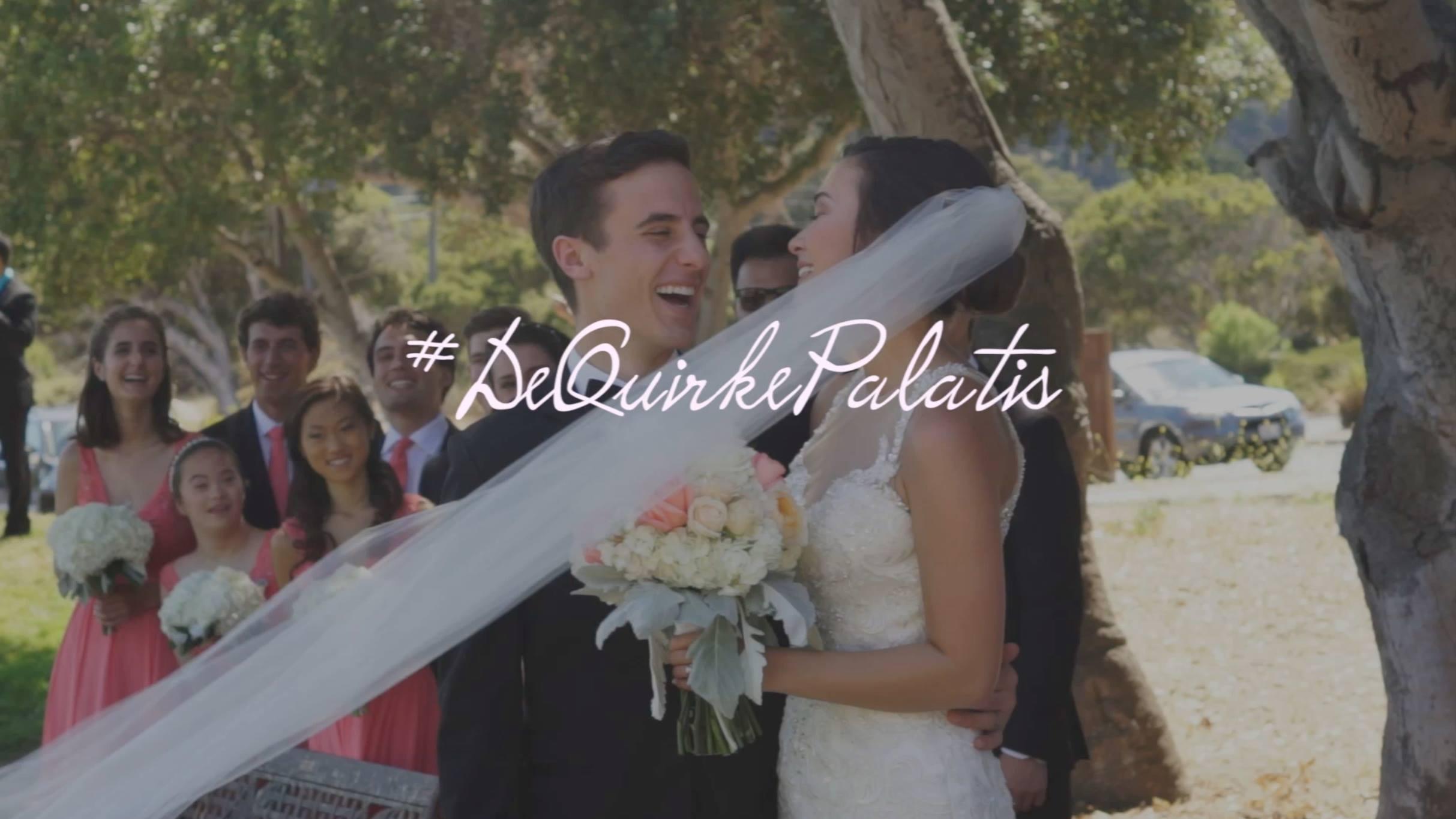 A DeQuirkePalatis Wedding