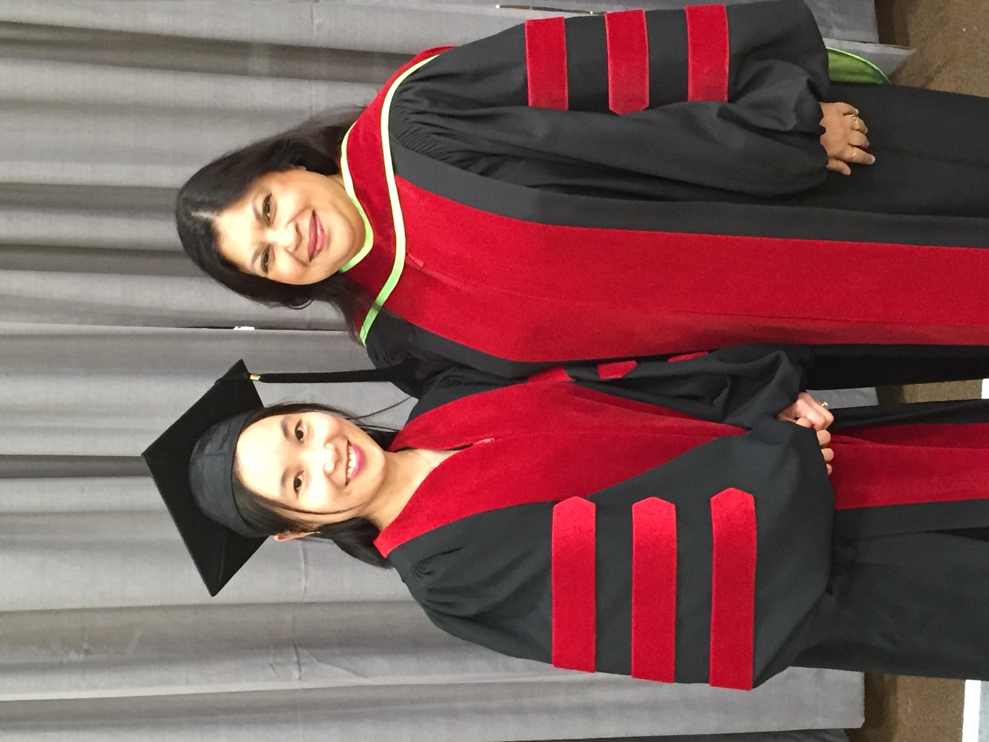 Congratulations Dr. Choi