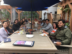 Farewell Party for Grace