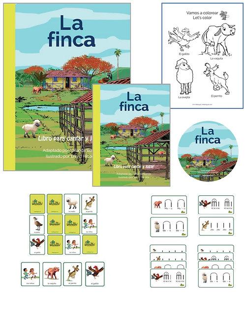 TEACHER'S KIT  (The Farm)