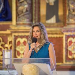 Yolanda Borras Speaking at Sponsor Event