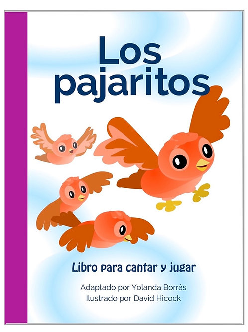 STUDENT BOOK  (The Little Birds)