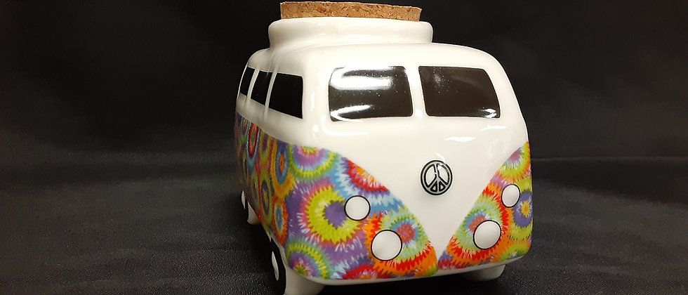 Hippie Stash Jar