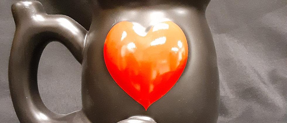 Ceramic Heart ❤ Mug Bowl