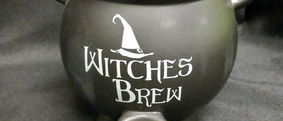 Witches Brew Ceramic Pipe