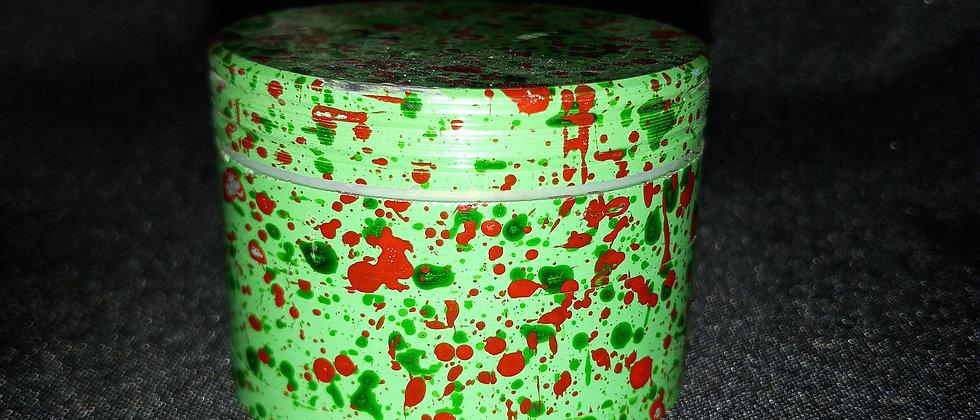 42mm Green Splatter Grinder