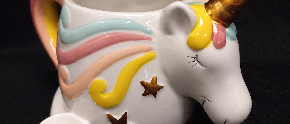 Unicorn Mug Pipe