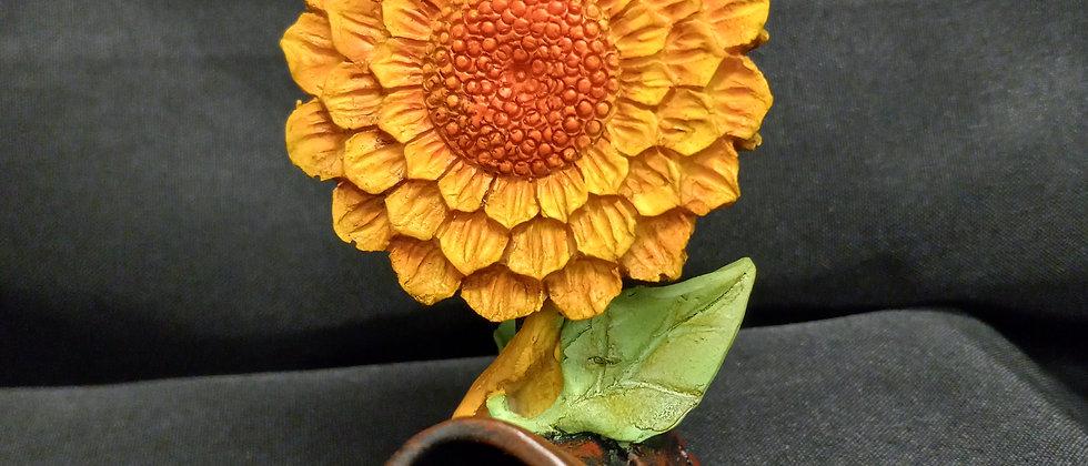 Peruvian Sunflower 🌻 Pipe