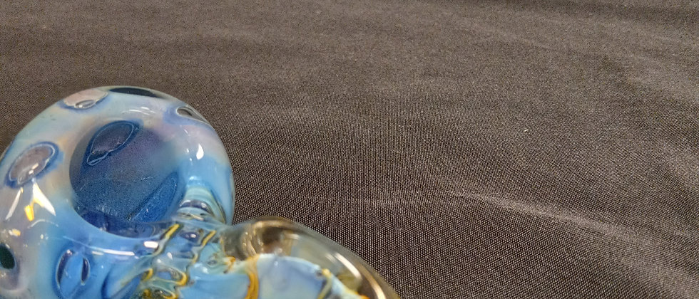 """4"""" Triangle Grip Hand Pipe"""