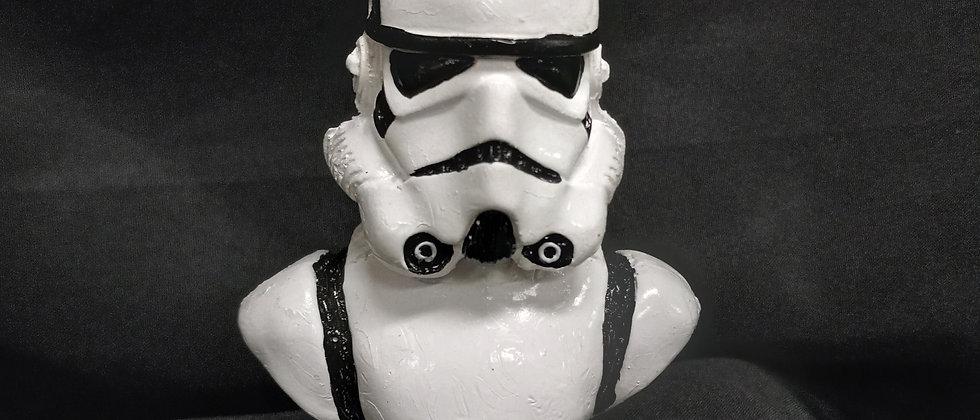 Trooper Peruvian Pipe