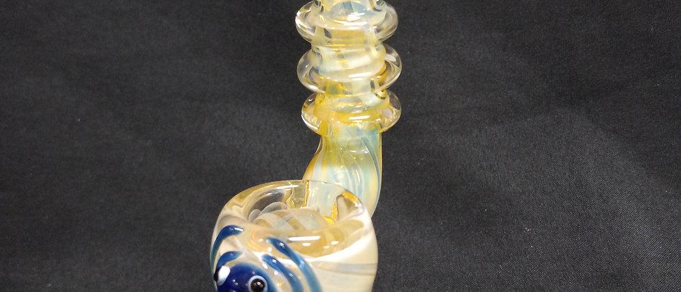 """6"""" 🕷 Swirl Bubbler"""