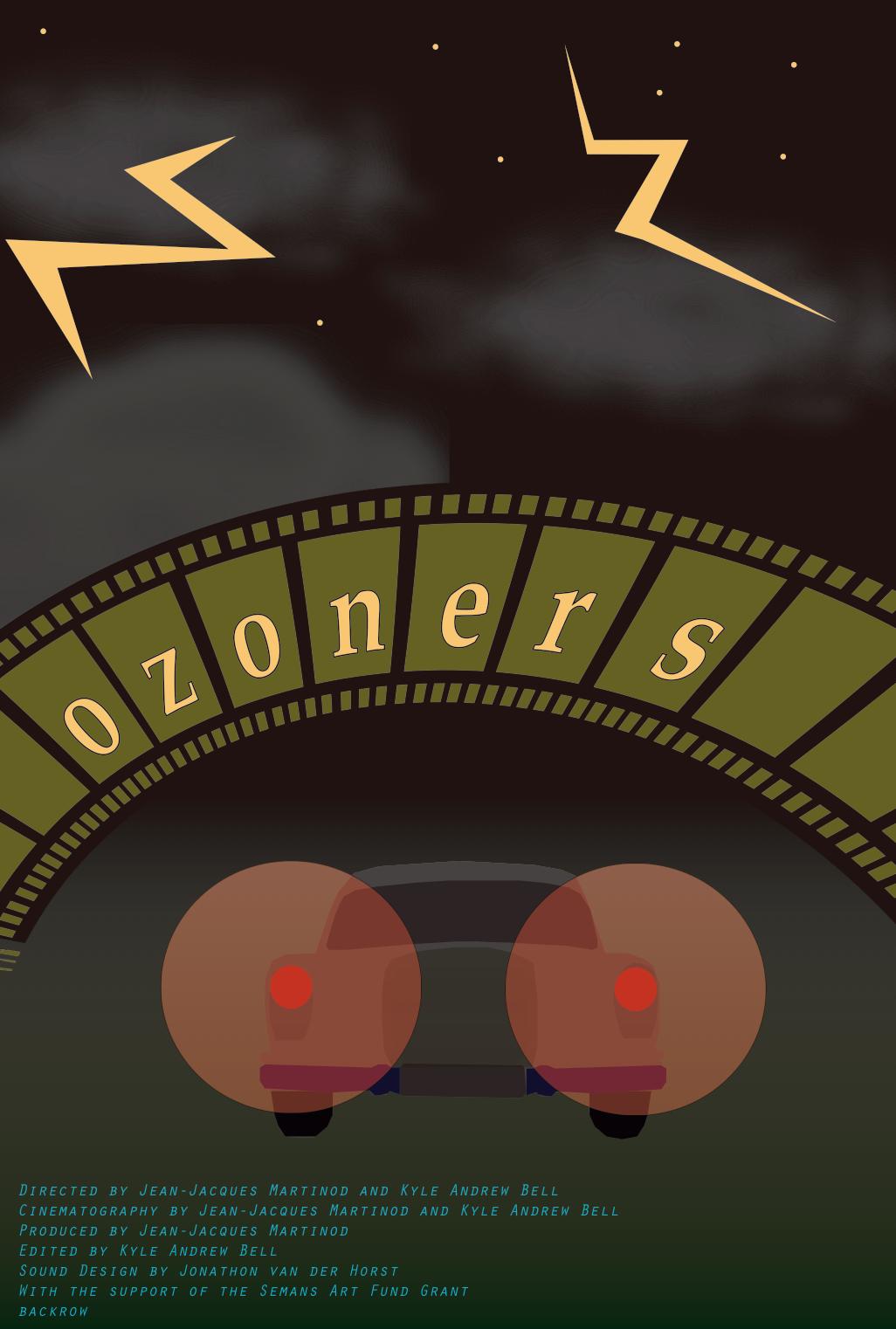 Ozoners Poster Design