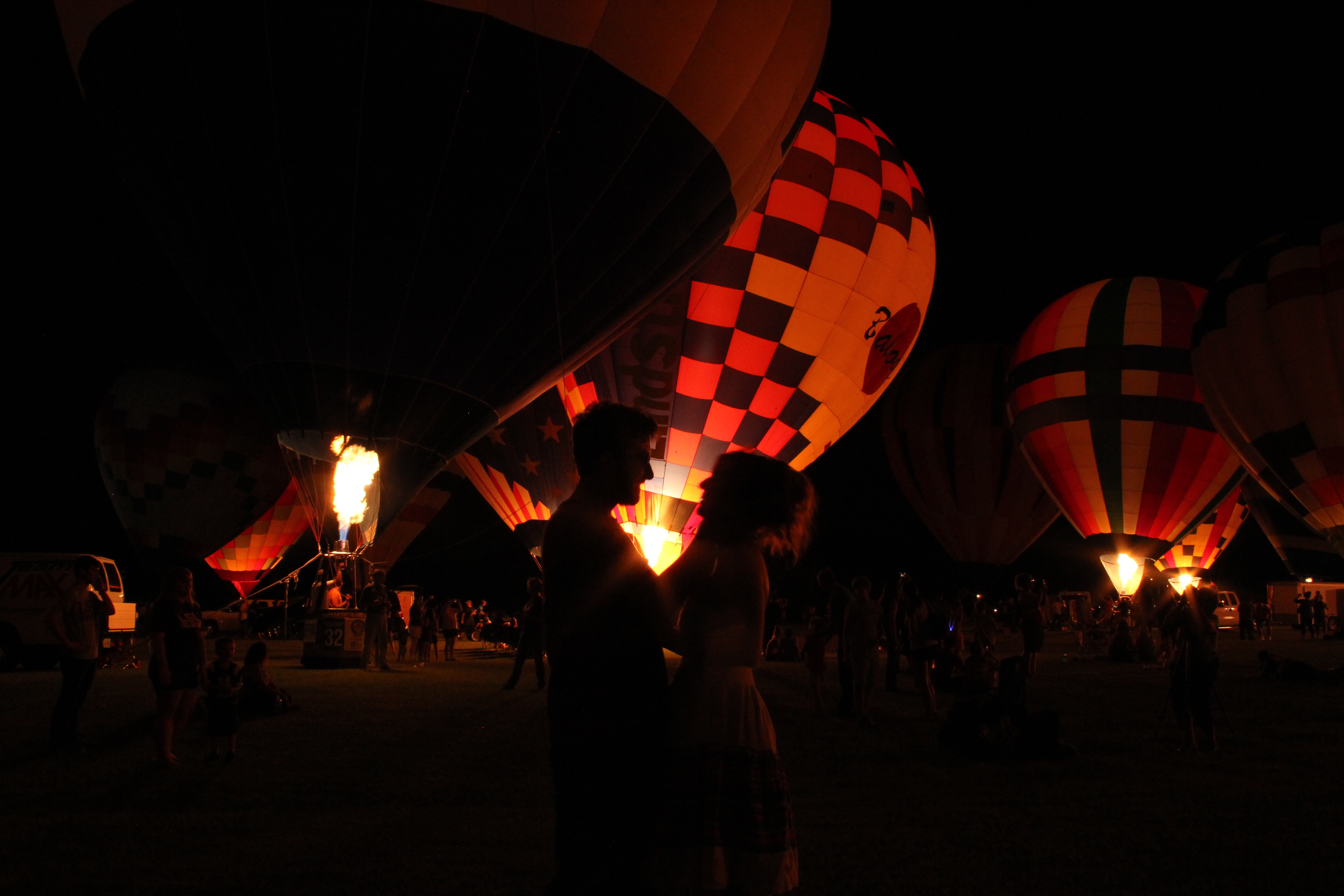 Louisiana Hot Air Balloon Festival