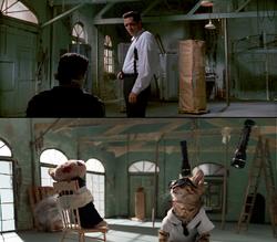 """Reservoir Dogs"" Keanu Set"
